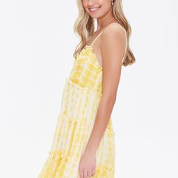Tie-Dye Fit & Flare Dress | Forever 21 (US)