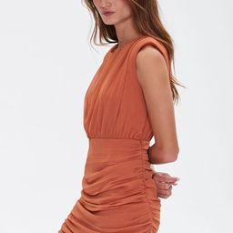 Ruched Mini Dress | Forever 21 (US)