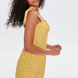 Floral Print Mini Dress | Forever 21 (US)