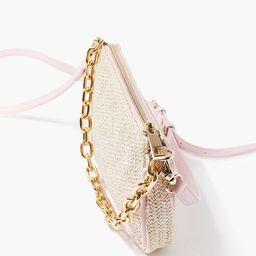 Basketwoven Shoulder Bag | Forever 21 (US)
