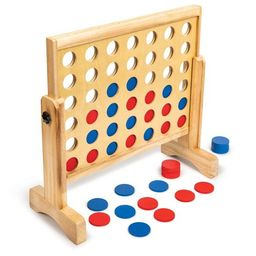 Beyond Outdoors Giant Connect 4-in-a-Row | Target