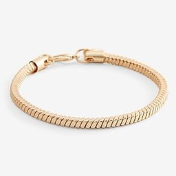 Thick Chain Bracelet | Express
