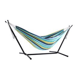 Vivere Double Cayo Reef Hammock with 9ft Stand | Walmart (US)