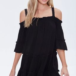 Off-the-Shoulder Mini Dress | Forever 21 (US)