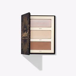 tarteist ™ PRO glow to go highlight   contour palette | tarte cosmetics (US)