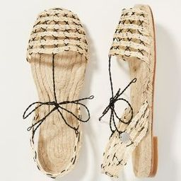 Ball Pages Espadrille Sandals   Anthropologie (US)