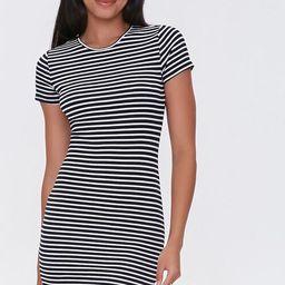 Striped Mini Dress | Forever 21 (US)