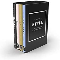 Little Guides to Style: The Story of Four Iconic Fashion Houses   Amazon (US)