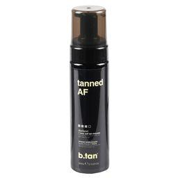 b.tan tanned AF...self tan mousse, 6.7 fl oz | Walmart (US)