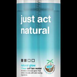 b.tan Just Act Natural Self Tan Mousse, 6.7 fl oz | Walmart (US)