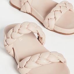 Coco Chunky Braided Sandals   Shopbop