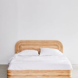 Ria Rattan Bed | Urban Outfitters (US and RoW)