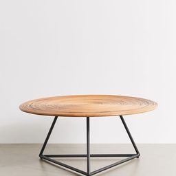 Nina Rattan Coffee Table   Urban Outfitters (US and RoW)