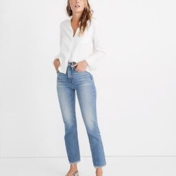 The Perfect Vintage Jean in Ainsworth Wash | Madewell