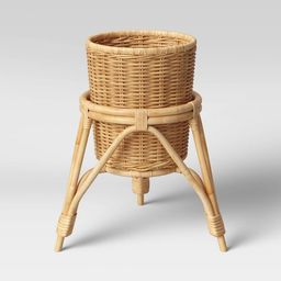 "13"" x 15"" Koboo Rattan Planter Basket - Opalhouse™   Target"