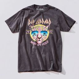 Def Leppard Graphic Tee | Forever 21 (US)