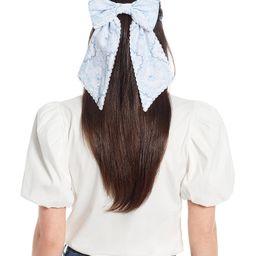 x Born on Fifth Mahe Bow Hair Clip   Dillards
