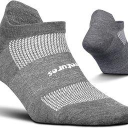 Feetures High Performance Ultra Light No Show Tab Solid— Running Socks for Men & Women, Athleti...   Amazon (US)