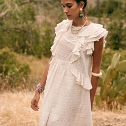 Alexane Dress   Sezane Paris