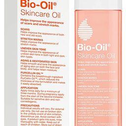 Bio-Oil Skincare Oil, Body Oil for Scars and Stretchmarks, Serum Hydrates Skin, Non-Greasy, Derma...   Amazon (US)