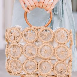 It's No Act Tan Brown Beach Bag | The Mint Julep Boutique