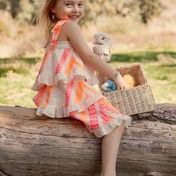 Petra Embroidered Kids Dress   Anthropologie (US)