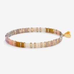 Tilu bracelet - English Blush   Monarch Market