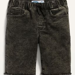 Karate Built-In Flex Max Pull-On Jean Jogger Shorts for Boys | Old Navy (US)