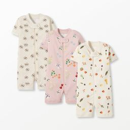 Baby Zip Sleeper In Organic Cotton   Hanna Andersson