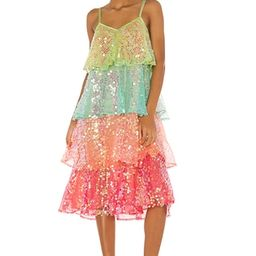 Sundress Arista Dress in Mix Pastel from Revolve.com | Revolve Clothing (Global)