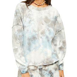 Kelly Washed Tie Dyed Sweatshirt & Shorts   Bloomingdale's (US)