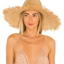 florabella Christiana Hat in Natural from Revolve.com | Revolve Clothing (Global)