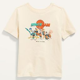 """Unisex Space Jam™ """"Stay Tuned"""" Graphic Tee for Toddlers   Old Navy (US)"""