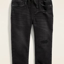 Karate Built-In Flex Max Knit-Waist Skinny Jeans for Toddler Boys   Old Navy (US)