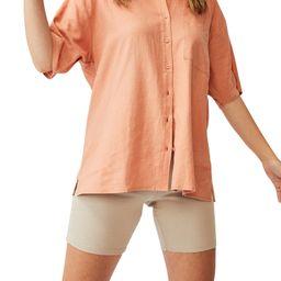 Dad Short Sleeve Shirt   Nordstrom Rack
