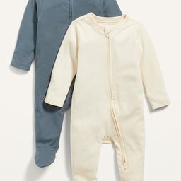 Sleep & Play One-Piece 2-Pack for Baby | Old Navy (US)