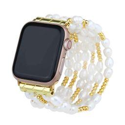 Gardenia Apple Watch Strap   Victoria Emerson
