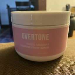 NEW OVERTONE Pastel Magenta Hair Cream Conditioner Hair Color 8 oz | eBay US