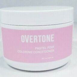 Overtone PASTEL PINK Coloring Conditioner 8oz | Sealed | eBay US