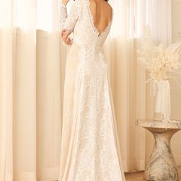 Forever You and I White Lace Maxi Dress | Lulus (US)