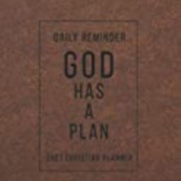 2021 Christian Planner Daily Reminder God has a plan: Monthly Calendar, Weekly and Daily Organizer S | Amazon (US)