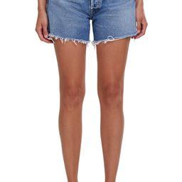 Parker Distressed Denim Shorts | Nordstrom