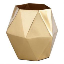 Gold Kiara Pencil Cup | World Market