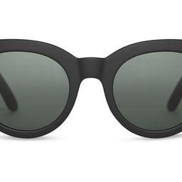 TRAVELER Florentin Matte Black Green Grey Lens   TOMS   TOMS (US)