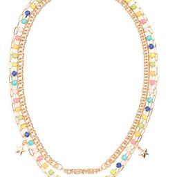 Layered Mini Charm Necklace   Nordstrom