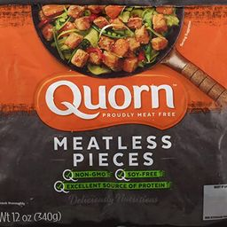 Quorn, Pieces Meatless, 12 Ounce   Amazon (US)