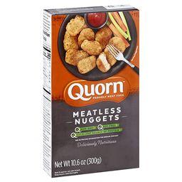 Quorn Foods Meatless Nuggets, Vegetarian, Frozen, 10.6 Oz   Amazon (US)