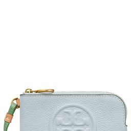 Perry Colorblock Leather Card Case   Nordstrom