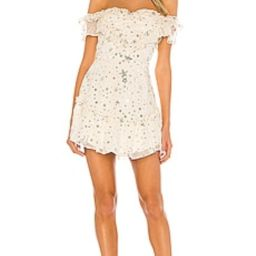 MAJORELLE Gracie Mini Dress in Fairy Multi from Revolve.com | Revolve Clothing (Global)