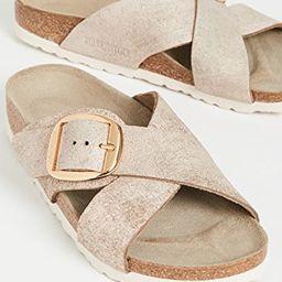 Siena Big Buckle Sandals   Shopbop